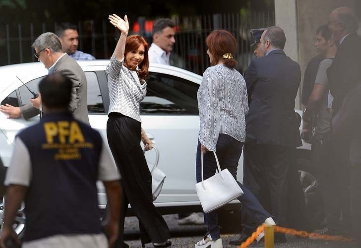 Cristina Kirchner y un nuevo viaje a Cuba