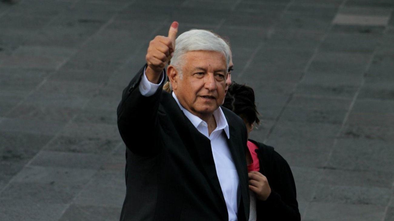 """El presidente de México anunció la creación de un """"instituto Robin Hood"""""""