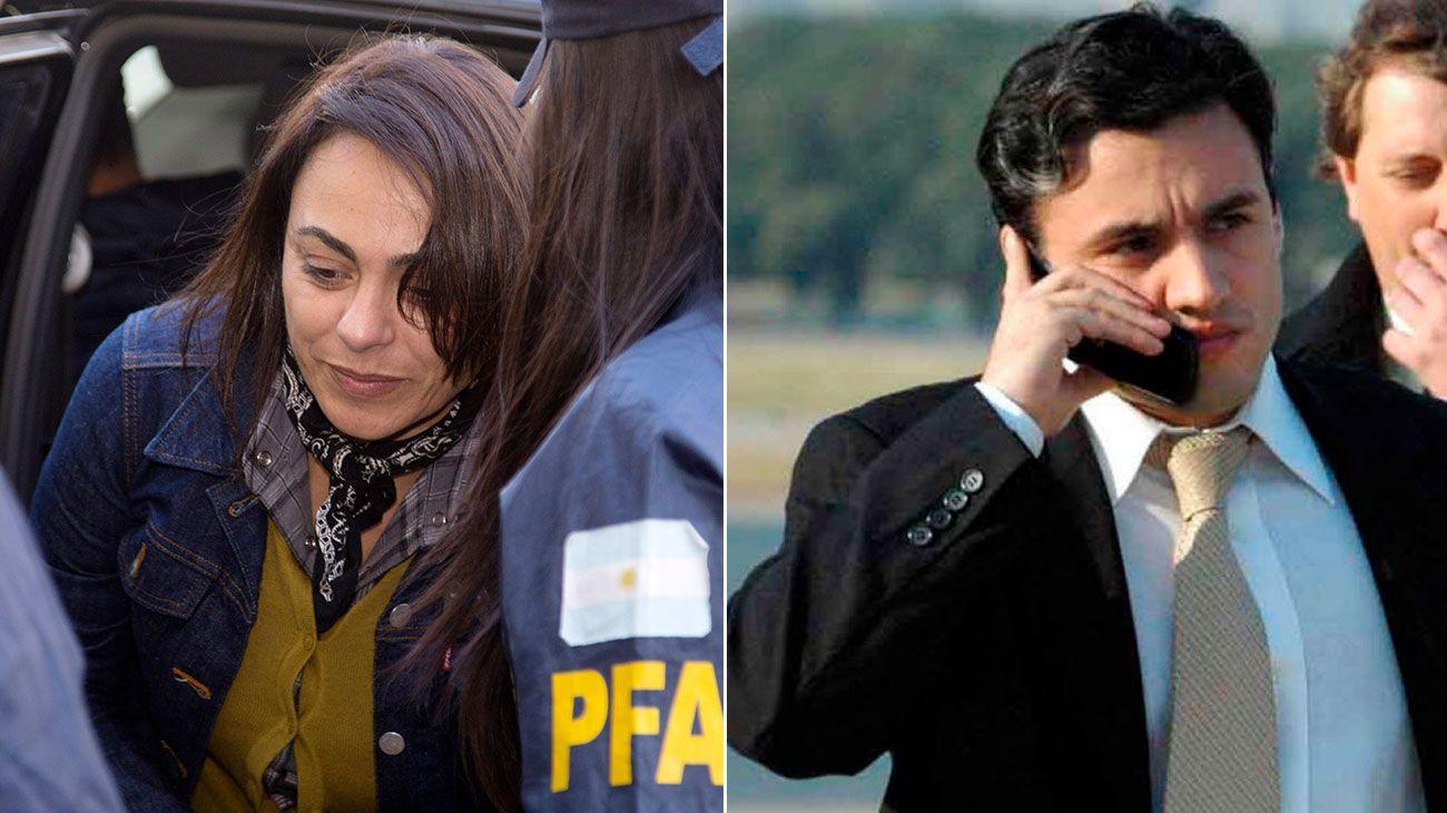 Liberaron al exsecretario de Cristina Kirchner y confirmaron el procesamiento a Carolina Pochetti