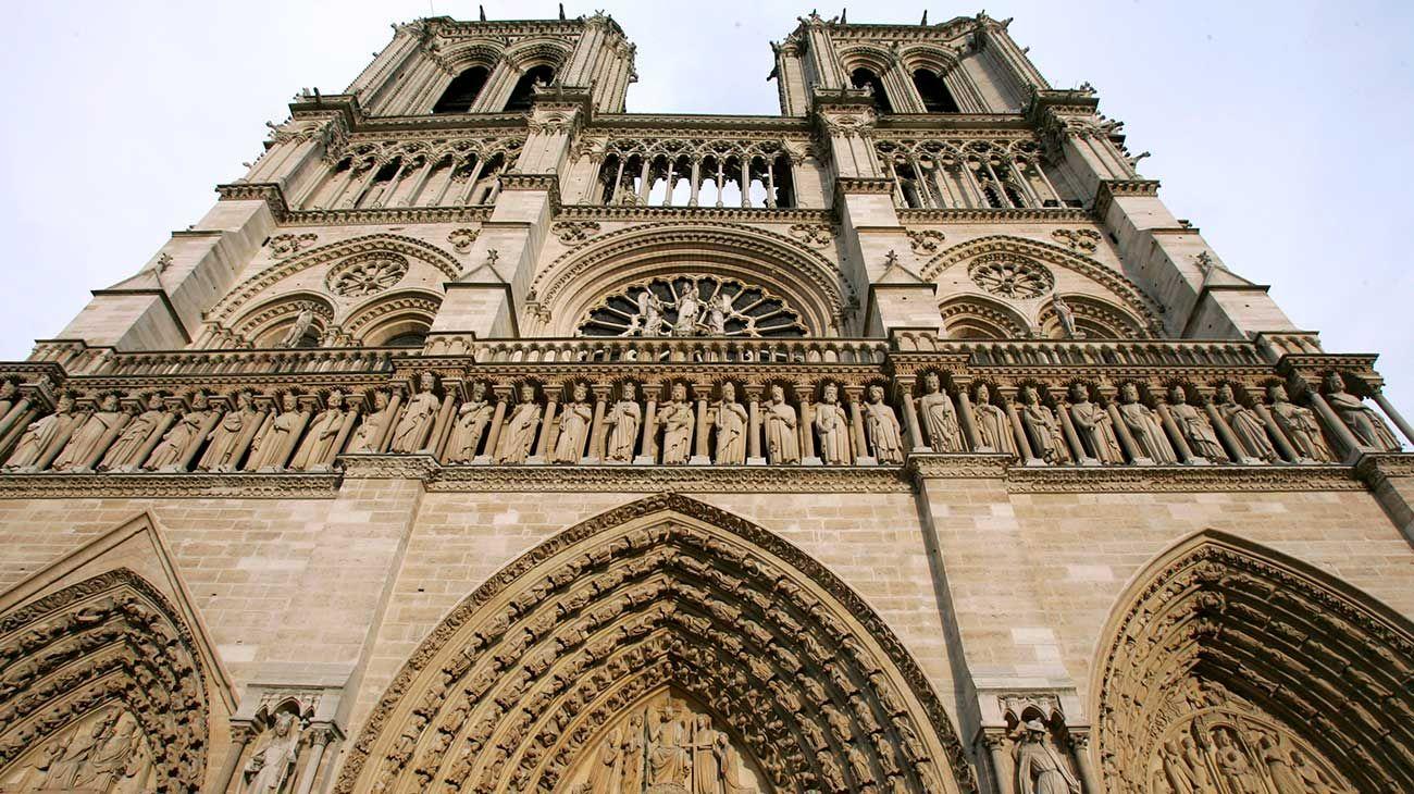 Por qué Notre Dame se convirtió en un ícono de la arquitectura mundial