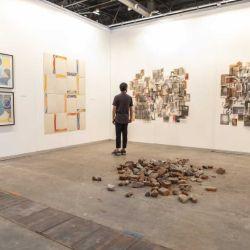 Facundo Manes estuvo presente en la exposición.
