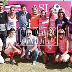 Pink Soccer San Isidro.