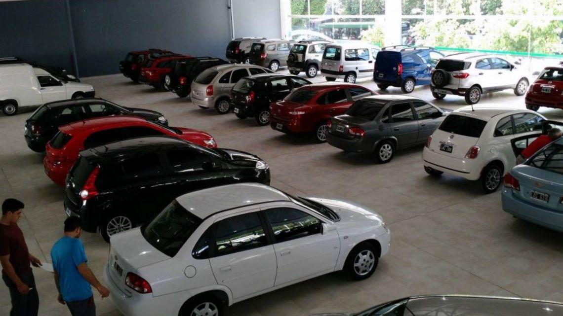 Venta De Autos >> Parabrisas Cuales Fueron Los Autos Usados Mas Vendidos En