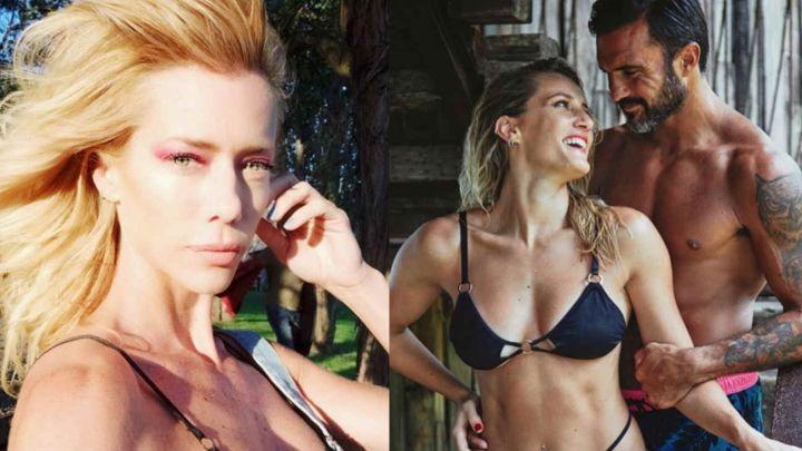 Mica Viciconte contó qué hizo Nicole Neumann cuando se enteró de su romance con Cubero