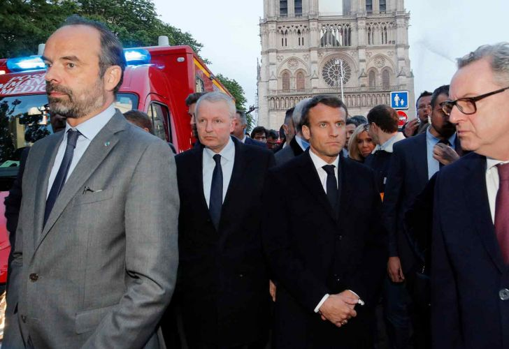 Emmanuel Macron 04152019
