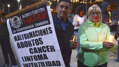 20190416 Protesta Entre Rios Papeleras