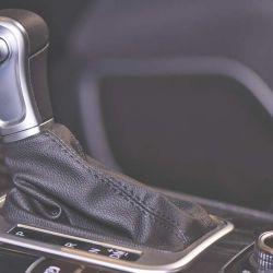 La palanca de cambios es uno de los puntos fuertes del Haval H6 Cupé.