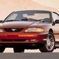 Cuarta generación del Ford Mustang