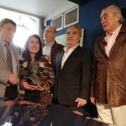 El 505 de Favaloro ya se deja ver en el Museo Fangio