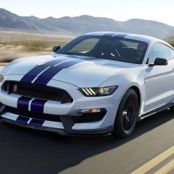 Ford Mustang Shelby en su sexta generación