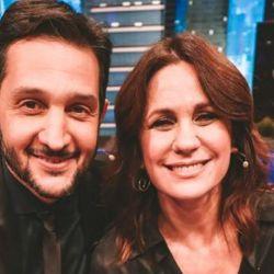 Nancy Dupláa estuvo en NET, en programa de Paoloski