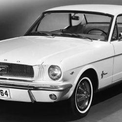 Primera generación del Ford Mustang