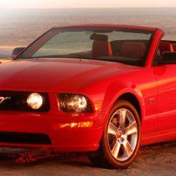 Quinta generación del Ford Mustang