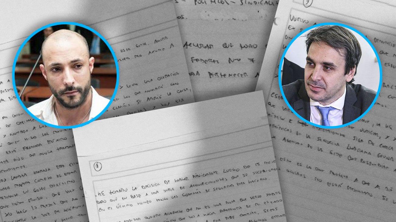 Exclusivo | La ex abogada de Fariña aportó nuevo material comprometedor ante Ramos Padilla