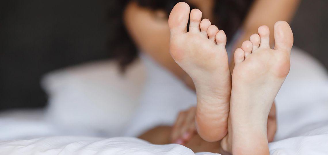 ¿Son los pies una zona erógena?
