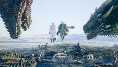 El episodio Winterfell fue récord absoluto de rating para la empresa