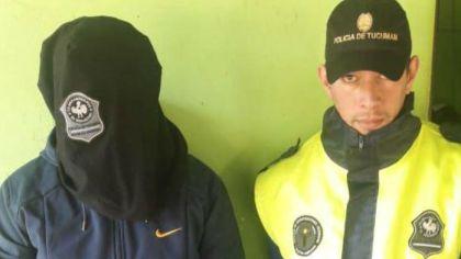 violador detenido en Tucumán