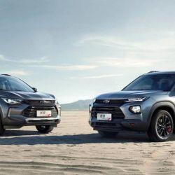 Chevrolet presentó a sus nuevos SUV, Tracker y Trailblazer