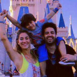 Barón, Caiazza y Momo están en Disney