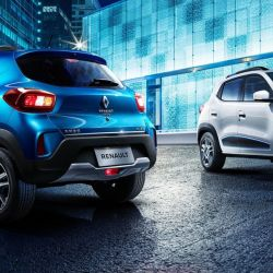 Nuevo Renault Kwid eléctrico