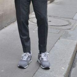 El auge de las zapatillas entre los oficinistas