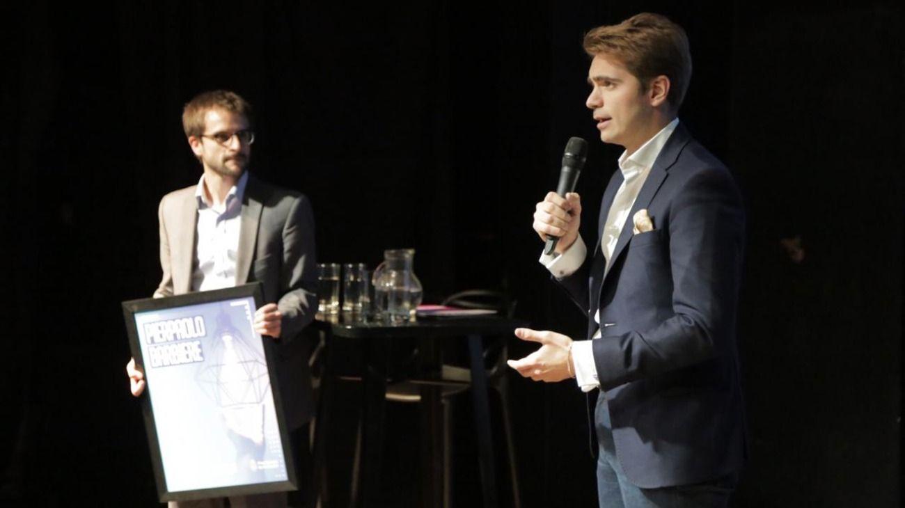 """Pierpaolo Barbieri, fundador de la fintech argentina Ualá, fue reconocido como """"Joven Destacado"""" por el Instituto Nacional de Juventud (INJUVE)."""