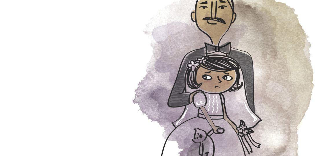 Matrimonio infantil: 231 mil niñas viven bajo esta problemática en el país