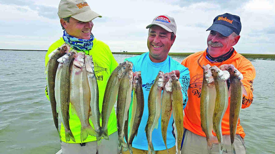 5 lagunas que volvieron al circuito pesquero