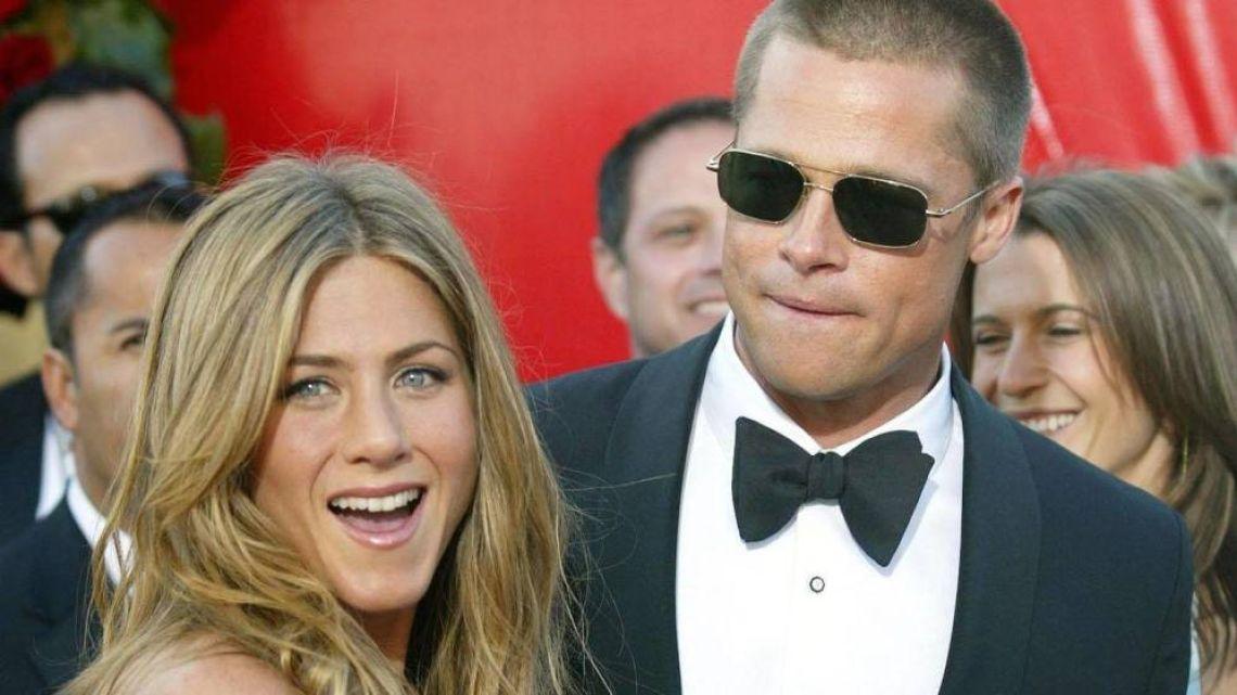 Alerta de reconciliación: Brad Pitt y Jennifer Aniston, juntos