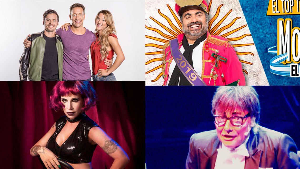 El ranking de las obras teatrales más vistas de Buenos Aires