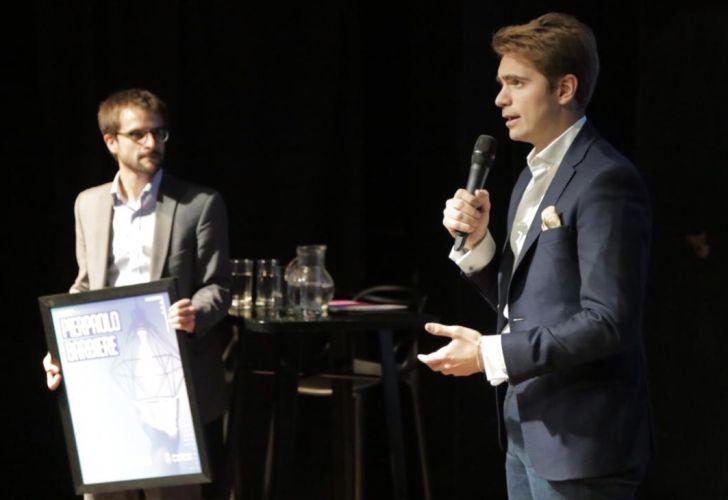 Pierpaolo Barbieri fue elegido joven destacado g _20190417