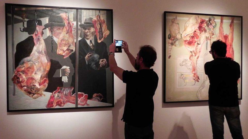 Carlos Alonso. Pintura y Memoria en el Museo Nacional de Bellas Artes