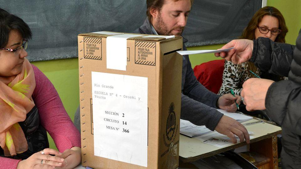 Imagen de carácter ilustrativo | Tres provincias realizarán en los próximos 30 días comicios para definir quiénes serán los candidatos a gobernador y a legisladores en las PASO.