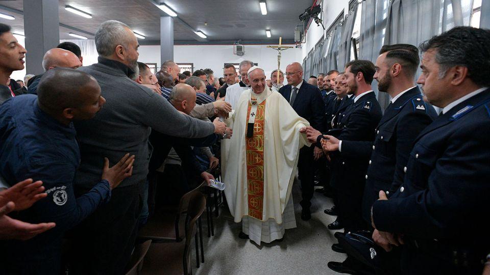 Papa Francisco 04152019