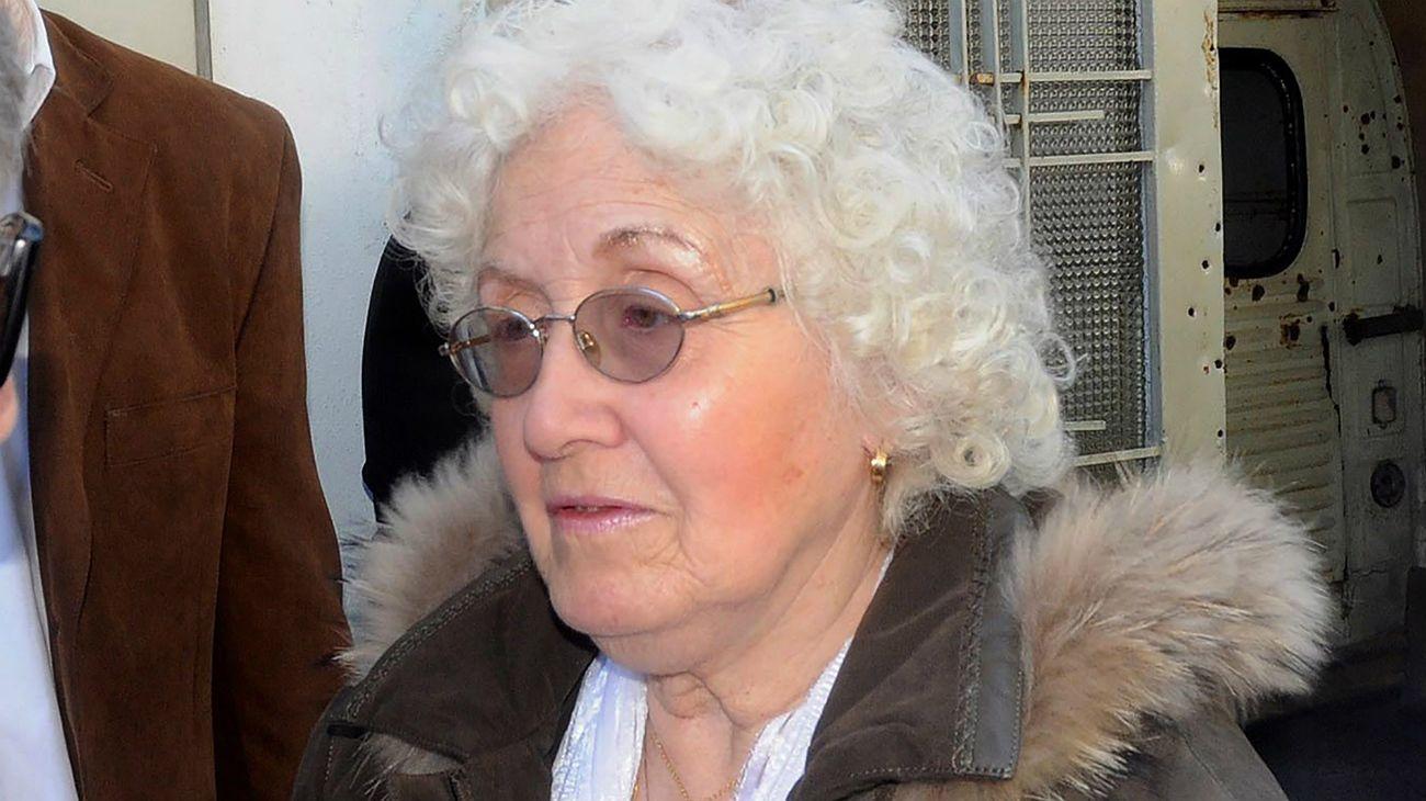 Murió Ofelia Wilhelm, la madre de Cristina Kirchner, en el Hospital Italiano de La Plata