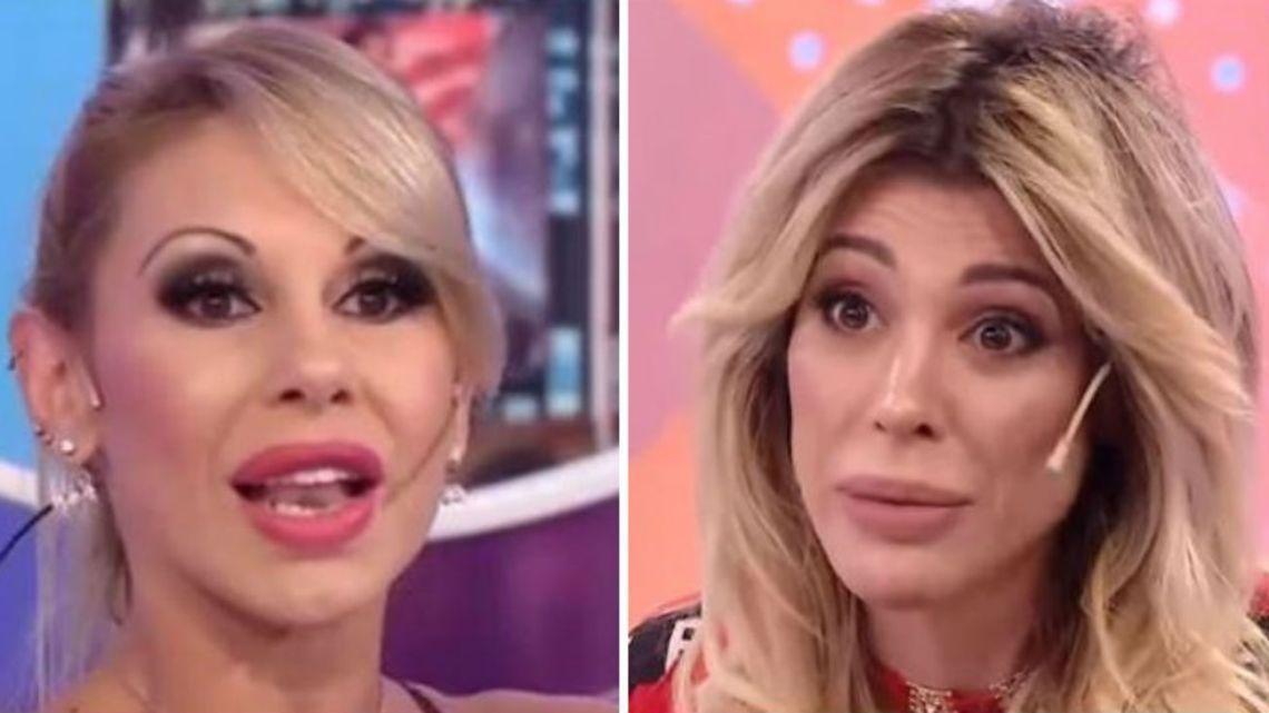 Escandaloso cruce entre Mónica Farro y Stefy Xipolitakis en Incorrectas