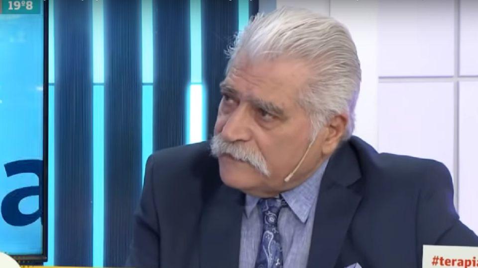 El analista político Jorge Asís.
