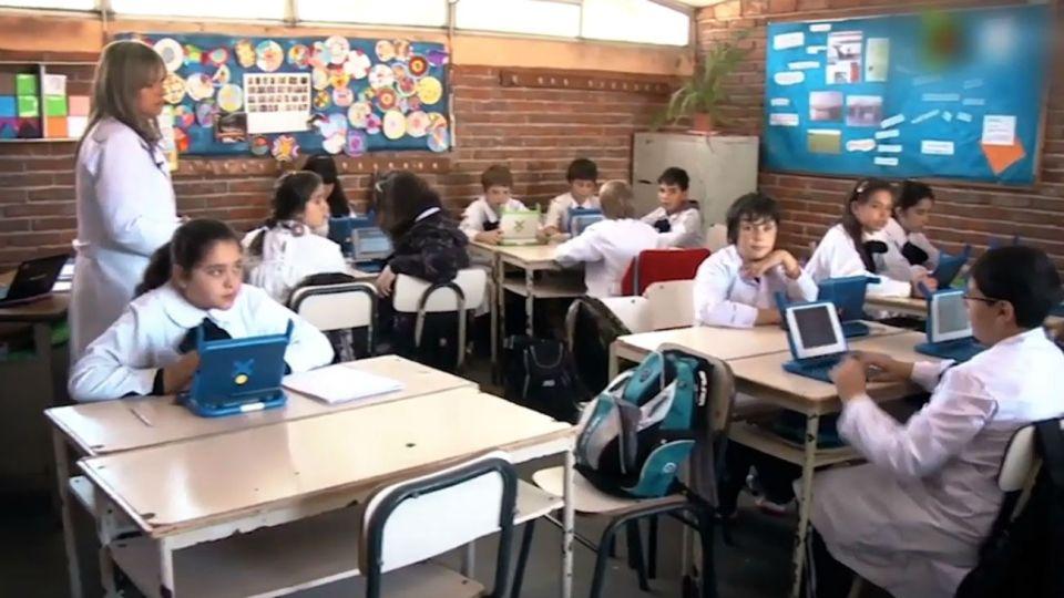 El Plan Ceibal está mostrando sus frutos en la educación primaria uruguaya.