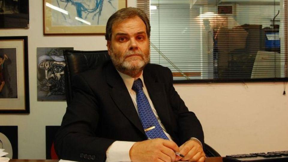 El defensor de la Tercera Edad, Eugenio Semino.