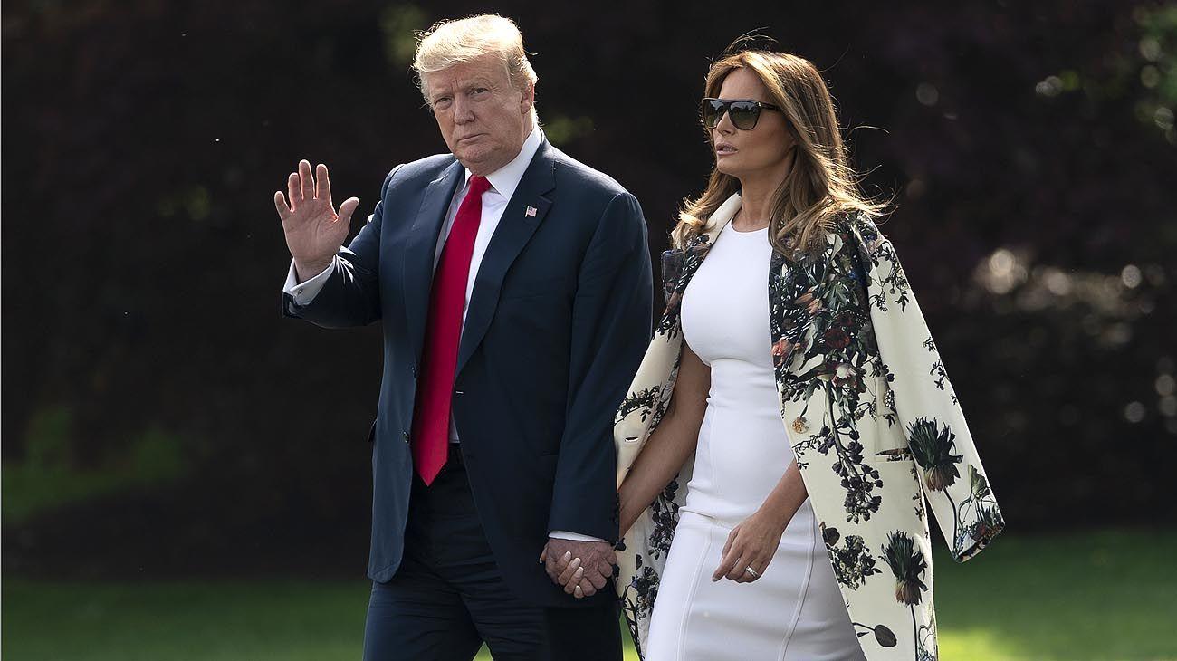 Trump criticó los testimonios del informe Mueller