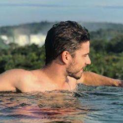 Las románticas vacaciones de Albert Baró y su novia en Misiones