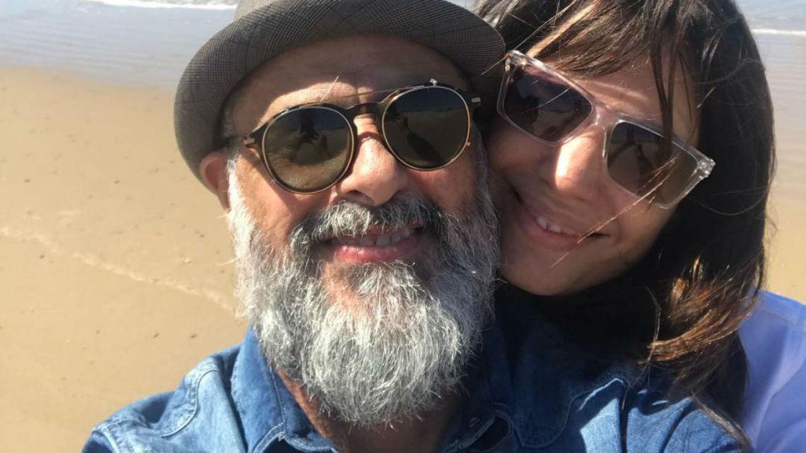 La declaración de amor de Rial a Romina Pereiro antes de casarse