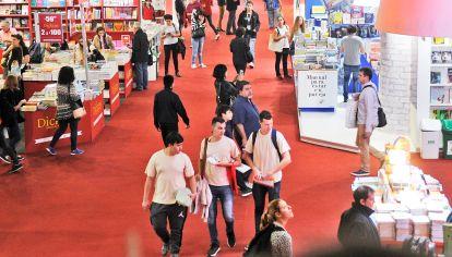 Clásico. Pese a la baja de la producción y el consumo, los lectores asistirán de manera masiva.