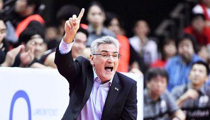 """Tratomundos. Lamas afronta su """"mayor desafío"""" como entrenador: llevar a Japón a la elite mundial."""