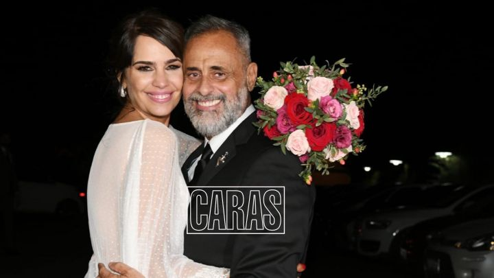 El tierno mensaje de Romina Pereiro a Jorge Rial por su cumpleaños