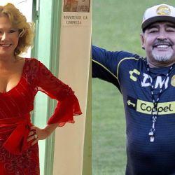 ¿Diego quiso un affaire con Solita?