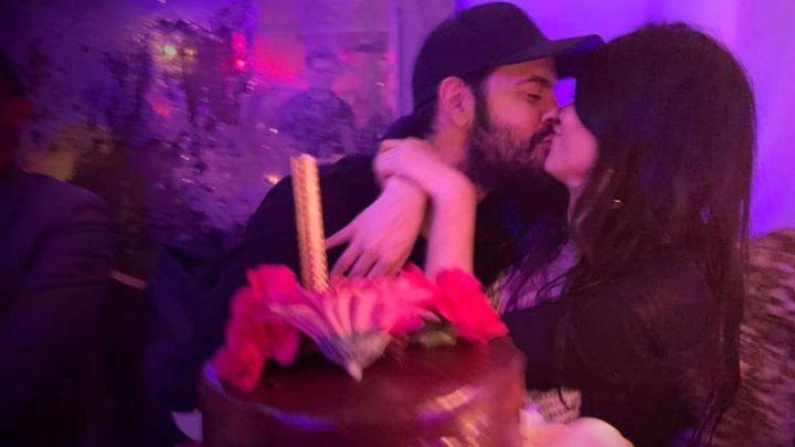 Eva de Dominici blanqueó a su novio: primera foto y festejo de cumpleaños