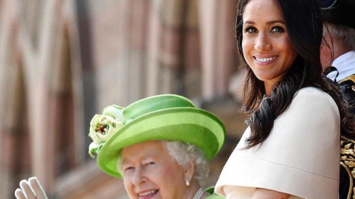 Sale a la luz un secreto de Meghan Markle que la Corona británica quiso esconder