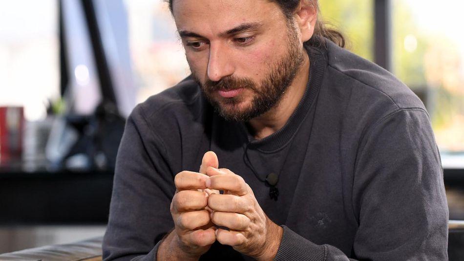 Archivo. Juan Grabois, dirigente social.