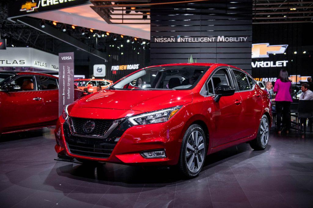 Parabrisas | Así será el nuevo Nissan Versa